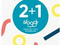 SLOGGI-AKTIE : 2 + 1 gratis