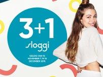 SLOGGI-AKTIE : 3 + 1 GRATIS