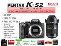 Pentax KS-2 kit DA 18-270mm