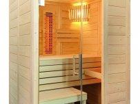 sauna met infrarood