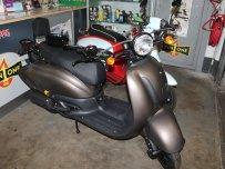 AGM retro scooter