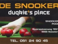 pool en snooker promo