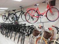 Ruim aanbod nieuwe fietsen