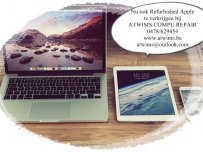 Refurbished Apple toestellen