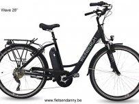 nieuwe bike met middenmotor
