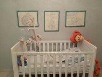 Decoratie baby/- kinderkamer