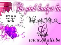 Color Gel Pink Budget Lijn