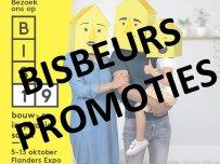 BISBEURS parket promoties