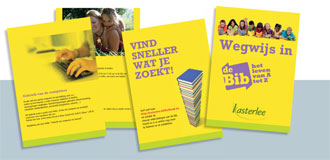 Voorbeeld folders