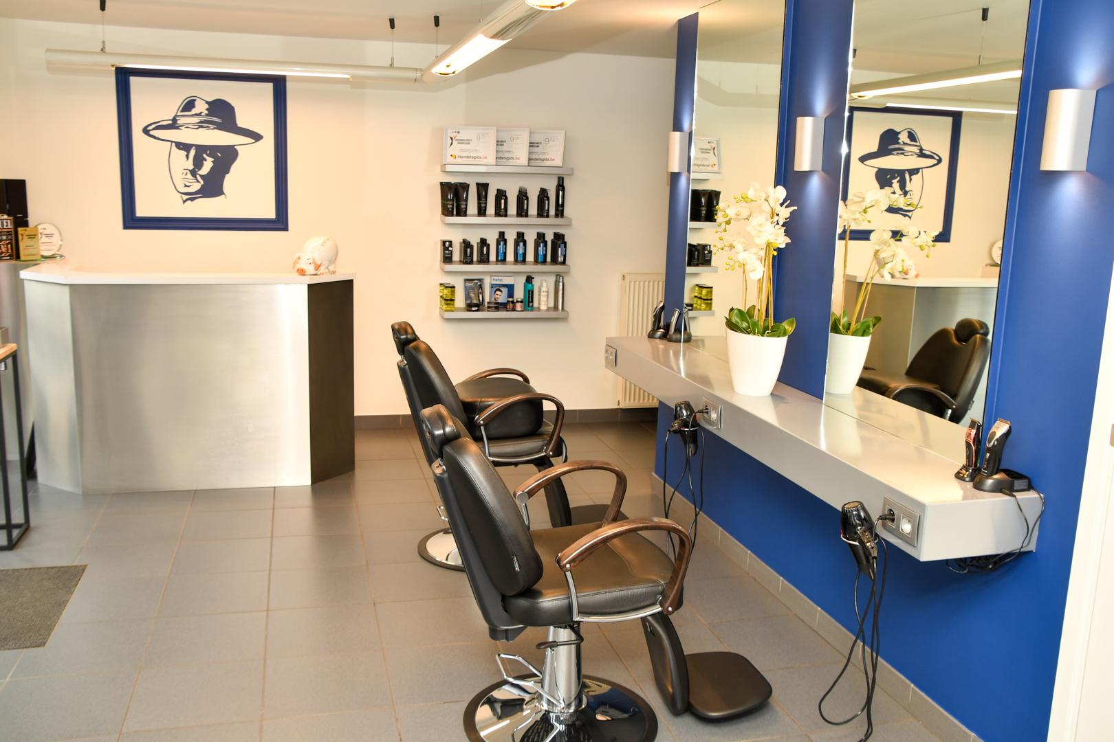Interieur Hairstudio Classic's