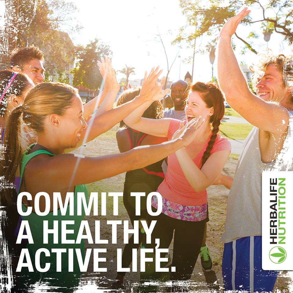 Healthy Active Lifestyle