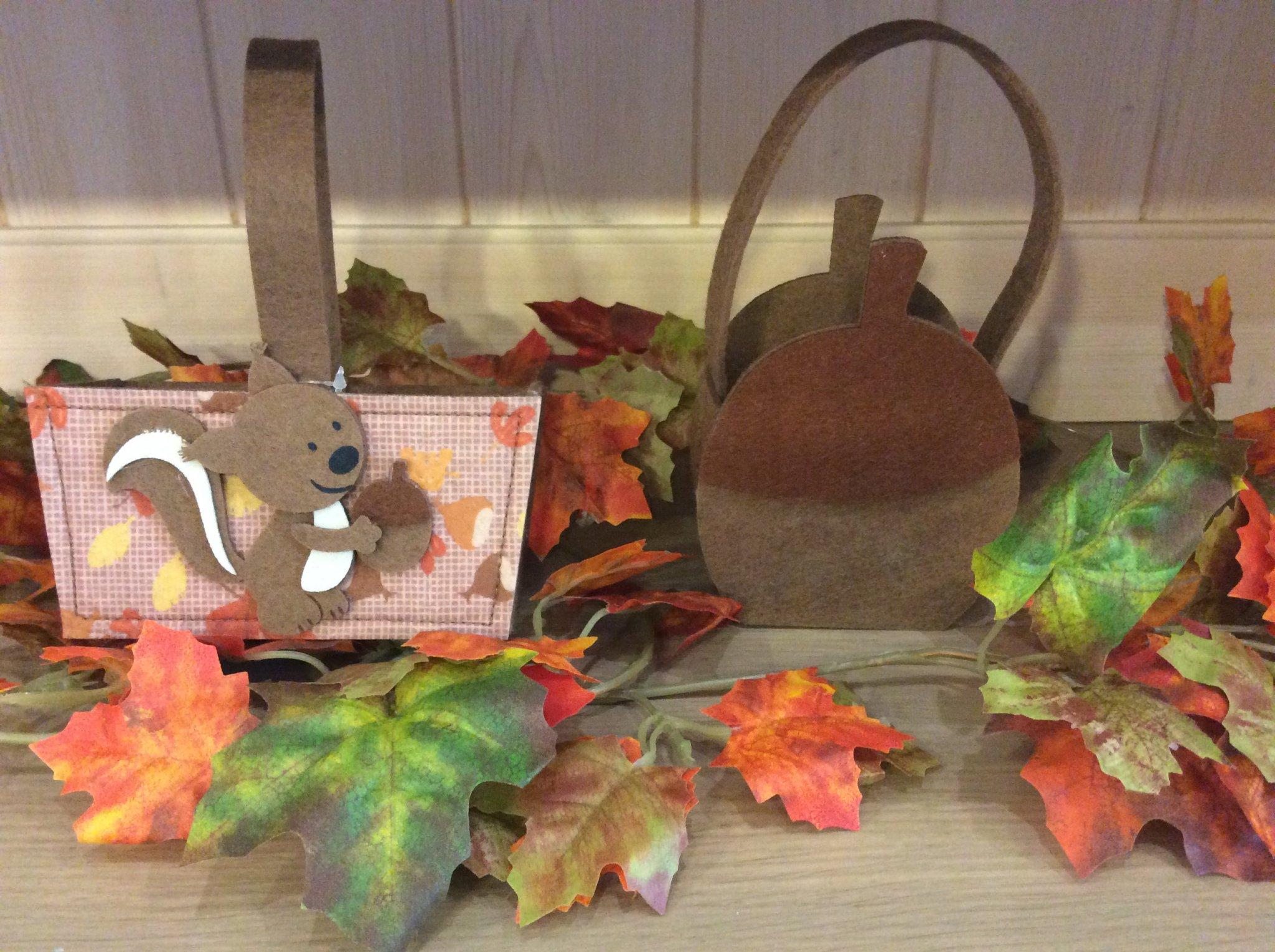 Herfst geschenkjes