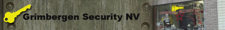 Banner Grimbergen Security NV