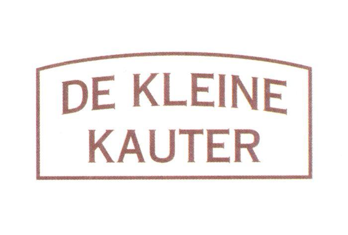Keukens De Abdij Boutersem : De Kleine Kauter bvba Boutersem Brasseries