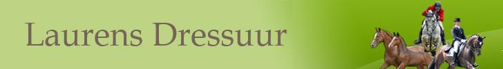 Banner Laurens Dressuur