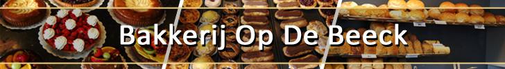 Banner Bakkerij Op de Beeck