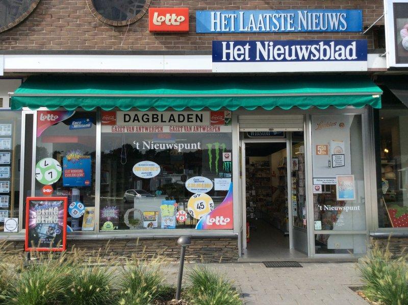 Nieuwspunt ('t) in Keerbergen met openingsuren - Droogkuis