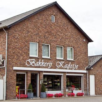 Bakkerij Kadetje in Lommel met openingsuren - Bakkerijen