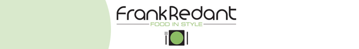 Banner Frank Redant Food in Style