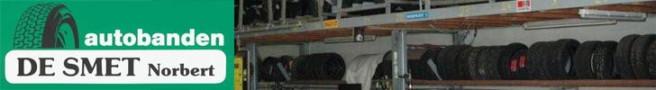 Banner Autobanden De Smet