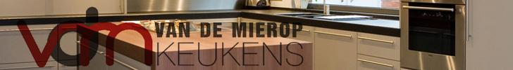 Banner Van De Mierop Keukens bvba