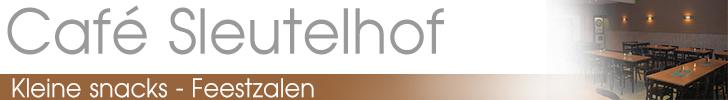 Banner Café Sleutelhof