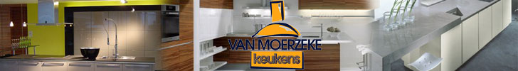 Banner Van Moerzeke Keukens