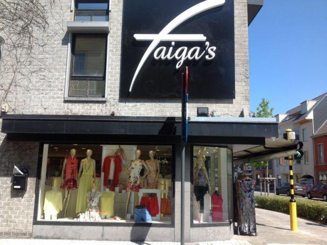 Boetiek Faiga's in Waarschoot met openingsuren - Kleding Dames