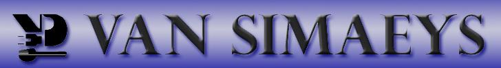 Banner Van Simaeys