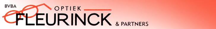 Banner Bvba Optiek Fleurinck & Partners