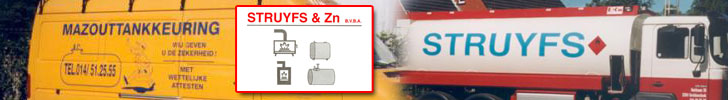 Banner Struyfs & Zn bvba