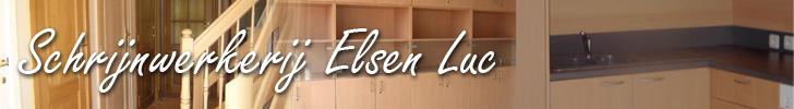 Banner Algemene schrijnwerkerij Elsen Luc