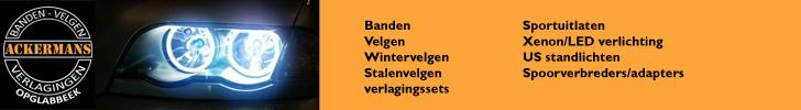 Banner Banden Ackermans