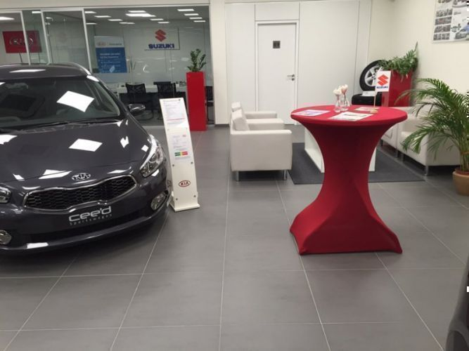 Autobedrijf Europa In Aalst Met Openingsuren Garages