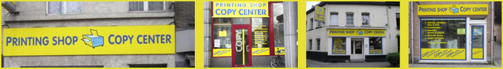 Banner Printing Shop - Copy Centers