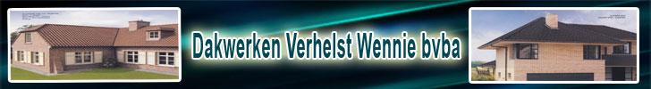 Banner Dakwerken Verhelst Wennie bvba