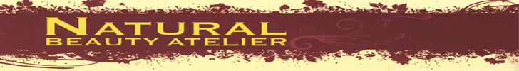 Banner Natural Beauty Atelier