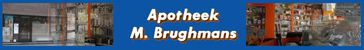 Banner Apotheek M. Brughmans