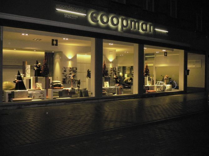 Interieur decoratie coopman in ingelmunster met for Interieur decoratie congres