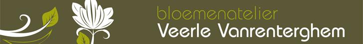 Banner Bloemenatelier Veerle Vanrenterghem