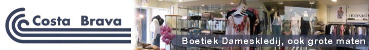 Banner Boetiek Costa Brava