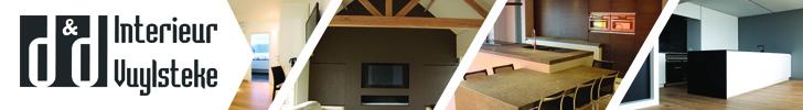 Banner D & D interieur Vuylsteke