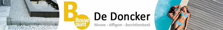 Banner Bouwpunt De Doncker