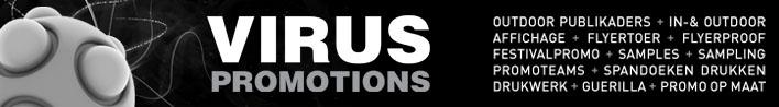 Banner Virus Promotions