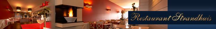 Banner Restaurant Strandhuis