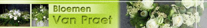 Banner Bloemen Van Praet