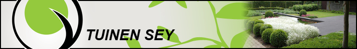 Banner Tuinen Sey