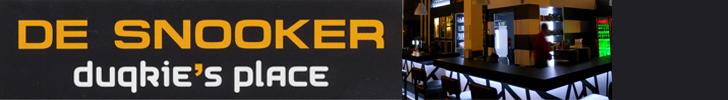 Banner De Snooker Duqkie's Place