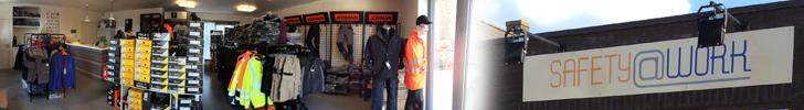 Banner Safety@Work