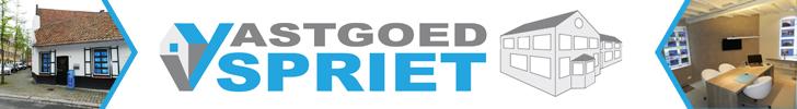 Banner Vastgoed Spriet bvba